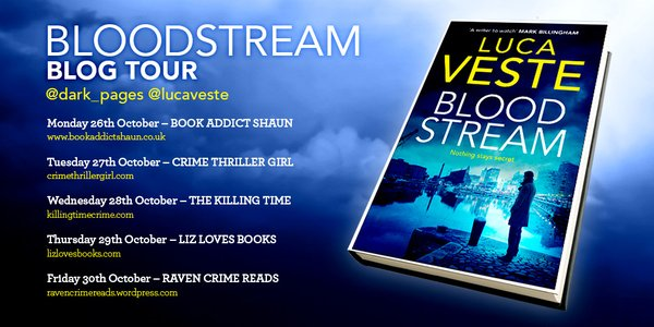 Luca Veste Blog Tour