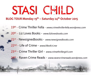 Stasi Blog Tour