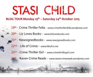 Stasi Blog Tour