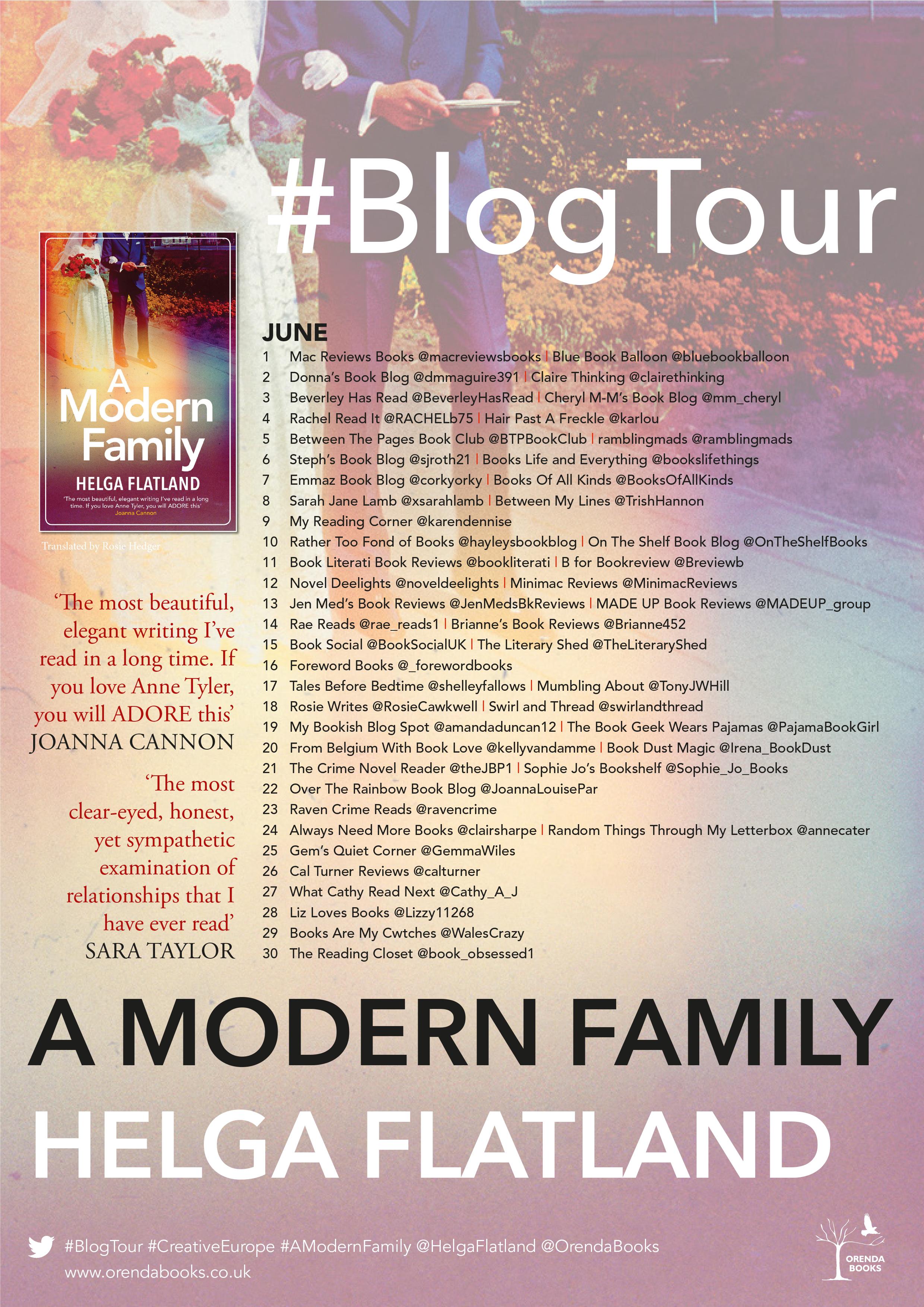 family – Raven Crime Reads